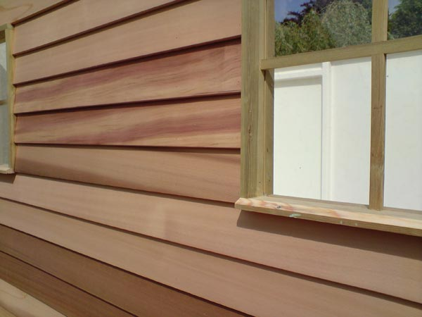 The children 39 s cottage company bespoke playhouses and for What is window cladding